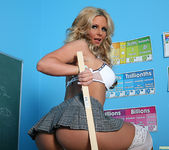 Phoenix Marie Wants to Help the Teacher 21