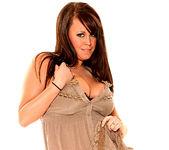 Brandy Talore - Big Breasts, Little Dress 6