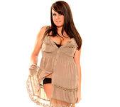 Brandy Talore - Big Breasts, Little Dress 9