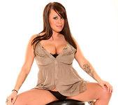 Brandy Talore - Big Breasts, Little Dress 18