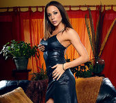 Chanel Preston - Black Dress and Wet Toys 3