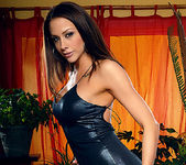 Chanel Preston - Black Dress and Wet Toys 4
