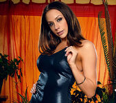 Chanel Preston - Black Dress and Wet Toys 6