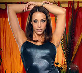 Chanel Preston - Black Dress and Wet Toys 10