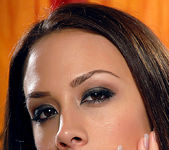Chanel Preston - Black Dress and Wet Toys 13