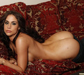 Chanel Preston's Fingers In Her Pussy 12