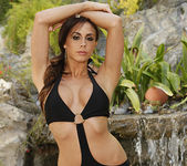 Chanel Preston's Horny Public Nudity Shoot 8
