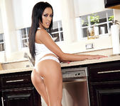 Breanne Benson - Wet in the Kitchen 9