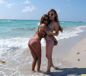 Lexi Belle and Melanie Rios - Beach Tease 15