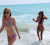 Lexi Belle and Melanie Rios - Beach Tease 28
