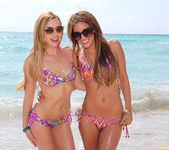 Lexi Belle and Melanie Rios - Beach Tease 29