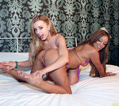 Lexi Belle In Bed with Melanie Rios 20
