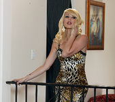 Monique Alexander Struts Naked Around the House 4