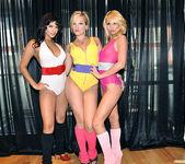 Monique Alexander, Alexis Texas & Sunny Leone 16