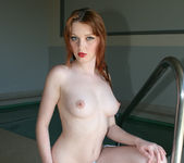 Marie McCray - Pussy Play at the Public Pool 12