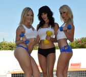 Alexis Texas and Sunny Leone Play with Monique Alexander 4