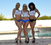Alexis Texas and Sunny Leone Play with Monique Alexander 6