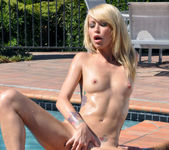 Monique Alexander Nude Outdoors 29