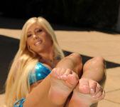 Tasha Reign is Naughty Outdoors 19