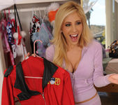 Spencer Scott and Tasha Reign - Old Cheering Uniforms 13