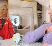 Spencer Scott and Tasha Reign - Old Cheering Uniforms 14