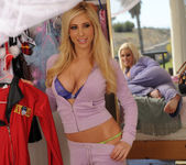 Spencer Scott and Tasha Reign - Old Cheering Uniforms 17