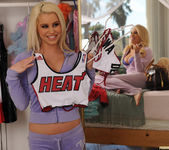 Spencer Scott and Tasha Reign - Old Cheering Uniforms 19