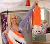 Spencer Scott and Tasha Reign - Old Cheering Uniforms 27