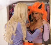 Spencer Scott and Tasha Reign - Old Cheering Uniforms 28