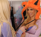 Spencer Scott and Tasha Reign - Old Cheering Uniforms 29