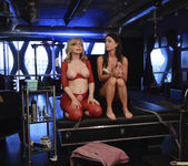 Nina Hartley Has Her Way with Jessica Jaymes 10