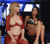 Nina Hartley Has Her Way with Jessica Jaymes 11