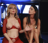 Nina Hartley Has Her Way with Jessica Jaymes 13