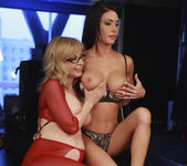 Nina Hartley Has Her Way with Jessica Jaymes 23