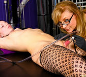 Nina Hartley In Control of Aria Aspen 28