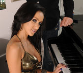 Breanne Benson Gets Another Piano Lesson 2