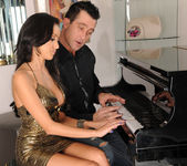 Breanne Benson Gets Another Piano Lesson 3