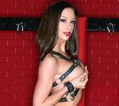 Chanel Preston - Tied Down and Toyed Up 7