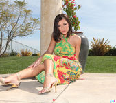 Chayse Evans Nude Outdoors 20