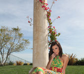 Chayse Evans Nude Outdoors 21