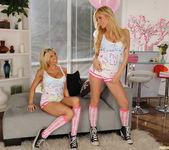 Tasha Reign and Christie Spend Quality Time 11