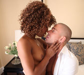 Misty Stone Gets Him All Worked Up 19