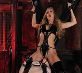Kagney Linn Karter and Amy Brooke Get Nasty in the Dungeon 23