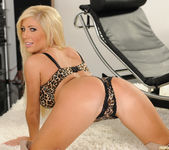 Tasha Reign Wearing Nothing but Thigh-High Boots 23
