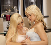 Tasha Reign Makes Sarah Vandella Wet All Night 7