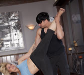 Sarah Vandella Works Anthony's Heavy Bar 6