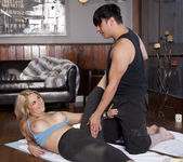 Sarah Vandella Works Anthony's Heavy Bar 23