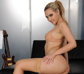 Breanne Benson and Sophia Knight Fall into Each Others' Laps 16