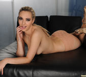Breanne Benson and Sophia Knight Fall into Each Others' Laps 25