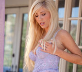 Tasha Reign Getting Naked With Nature 5